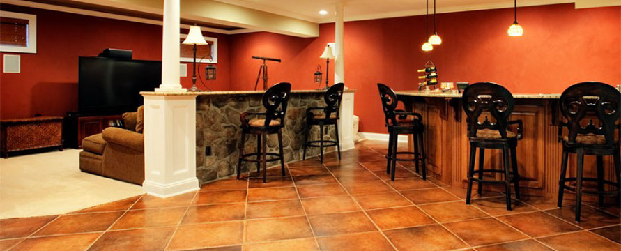 basement remodeling contractors near me